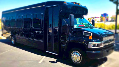 Primo Party Buses: <br/>16 - 28 Passenger